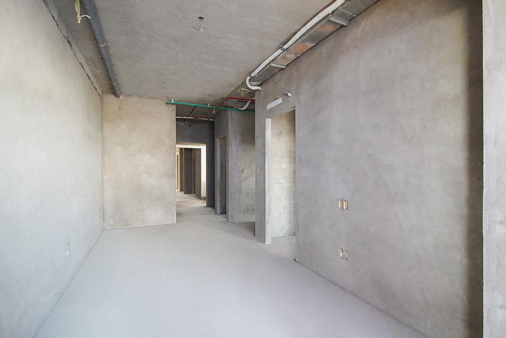 Tô tường căn hộ từ tầng 5 đến tầng 10 Block Saturn Q7 SaiGon Riverside