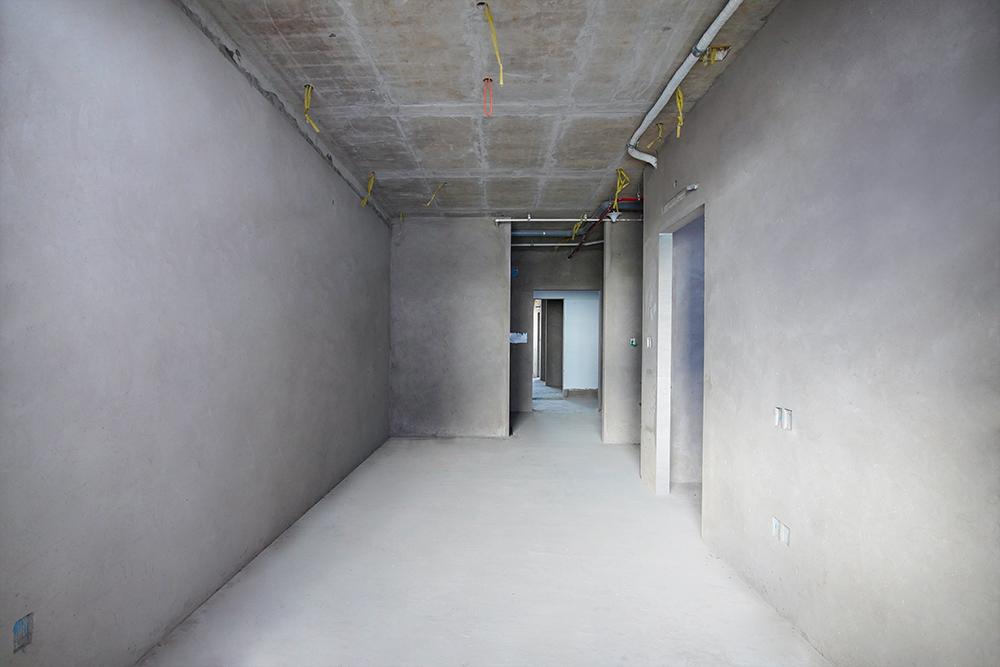 Tô tường căn hộ tầng 34 Block Mercury và Block Uranus