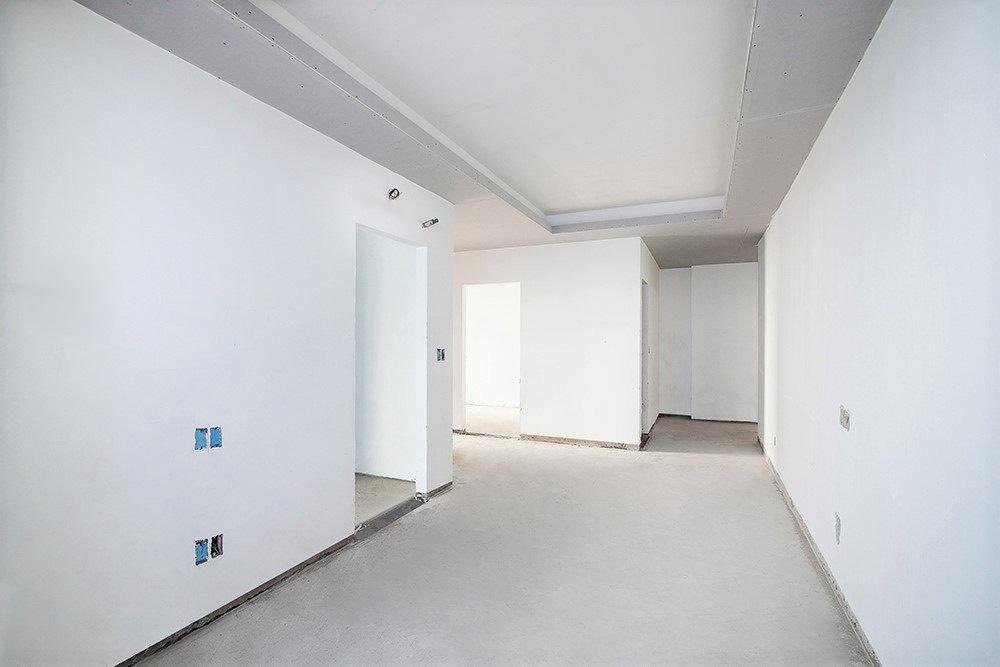Thi công sơn bả matit căn hộ tầng 21 Block Mercury và Block Uranus dự án Q7 SaiGon Riverside